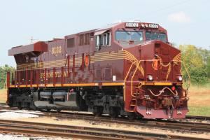 BAC65404 HO NS Heritage ES44AC Diesel PRR #8102/DCC Sound