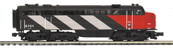MTH20-20475-1 CN C-Liner A-unit Diesel Engine w/ PS 3.0