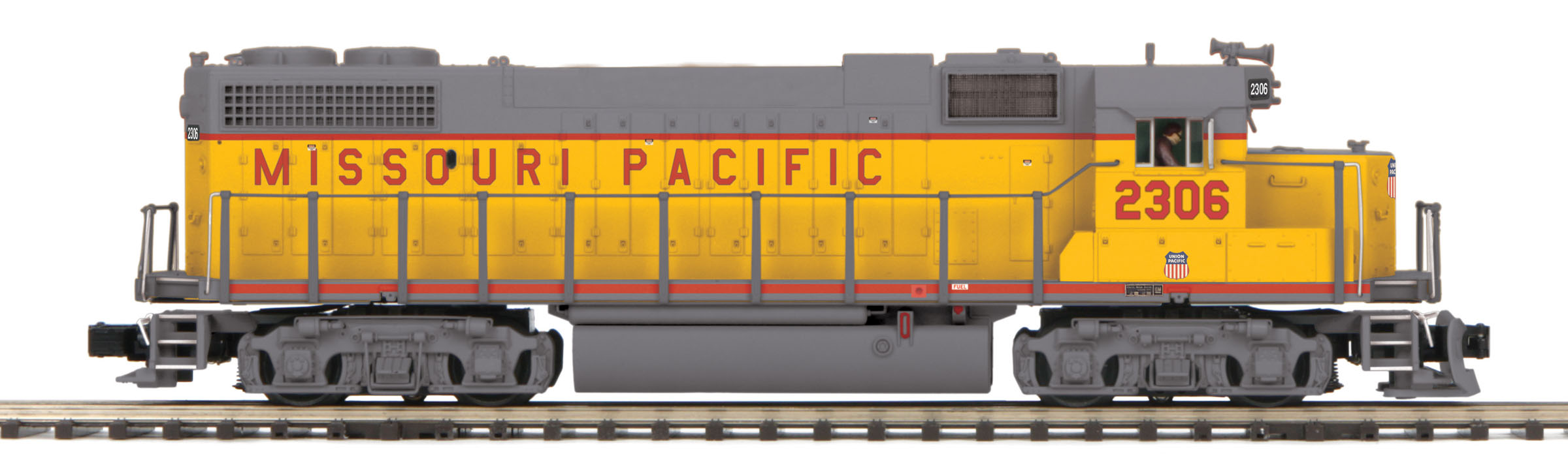 MTH20-20489-1 Missouri Pacific GP38-2 Diesel w/ PS 3.0