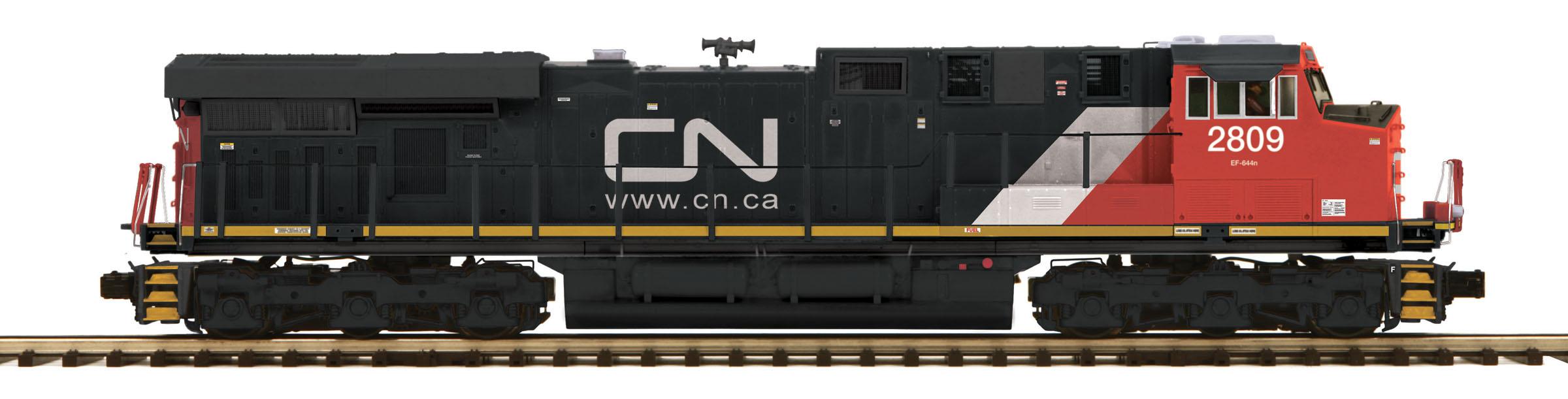 CN ES44AC
