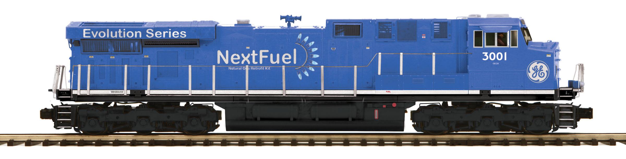 GE Next Fuel