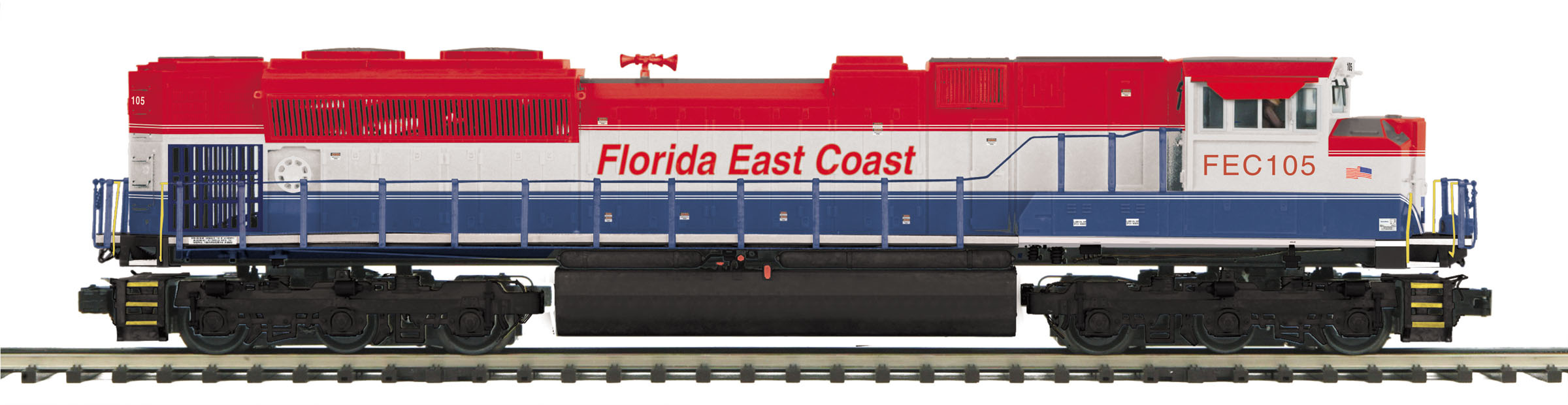 MTH20-20524-1 Florida East Coast SD70ACe Diesel w/ PS 3.0