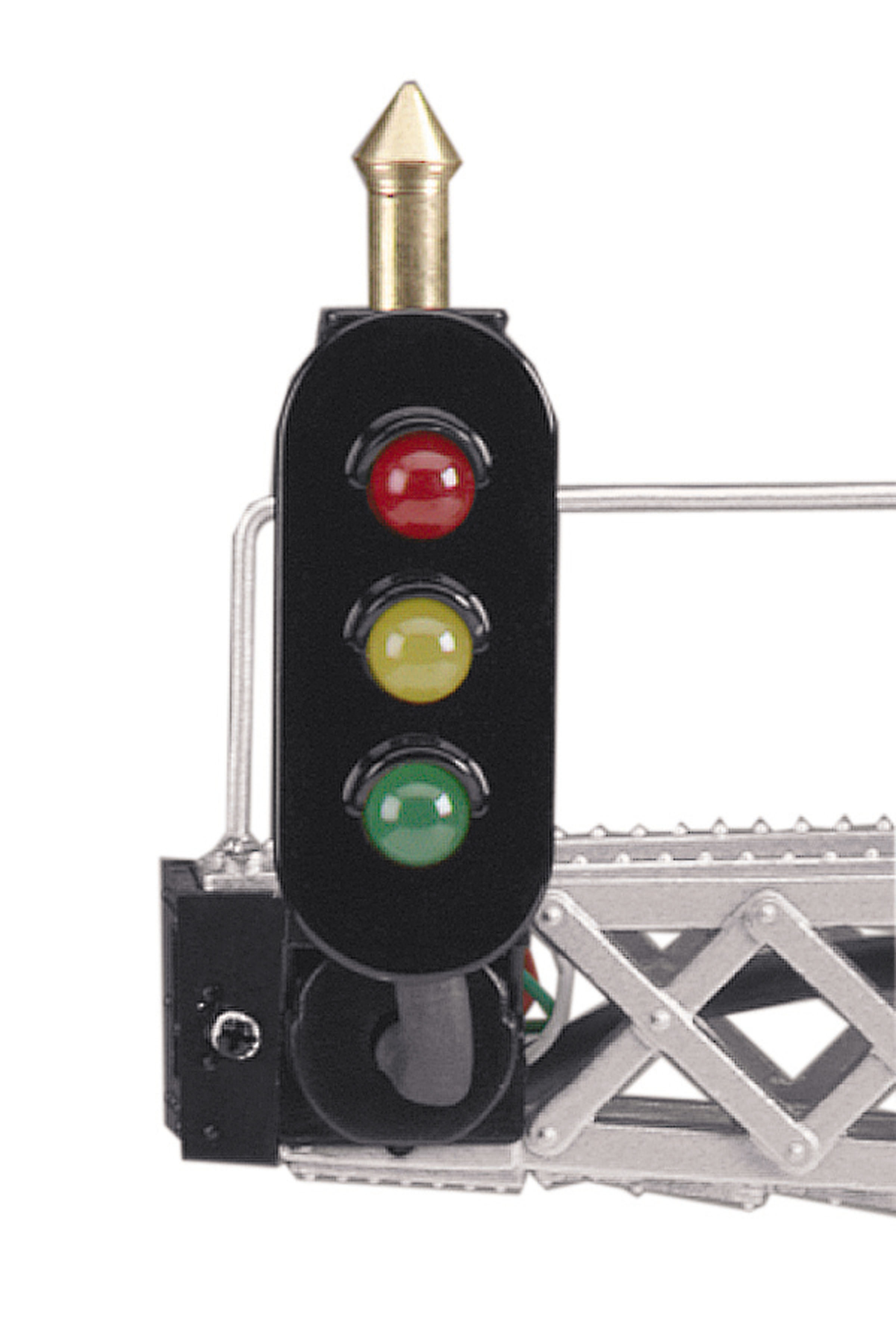 Buildings Bridges Structures Just Trains Of Delaware Supplying Wiring Lionel Block Signal Mth30 10009a O Scale Cantilevered Bridge Lights