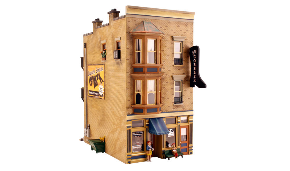 Accessories O Gauge Buildings : Topic o scale model train buildings and structures